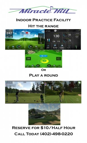 Practice Range | Miracle Hill Golf & Tennis